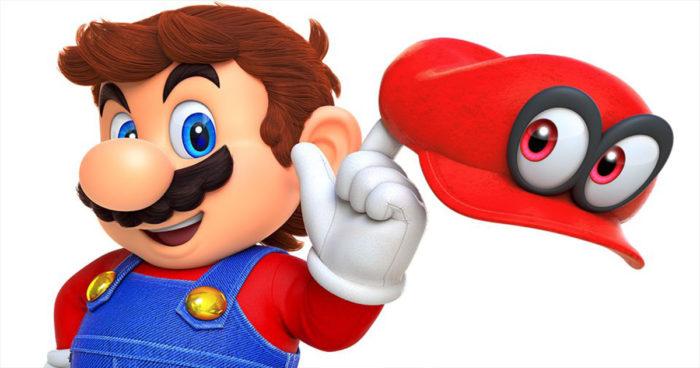 E3 2017: Une nouvelle bande-annonce de fou pour Super Mario Odyssey!