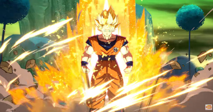 Dragon Ball FighterZ: Le premier trailer du jeu qui va faire plaisir aux fans de DBZ!