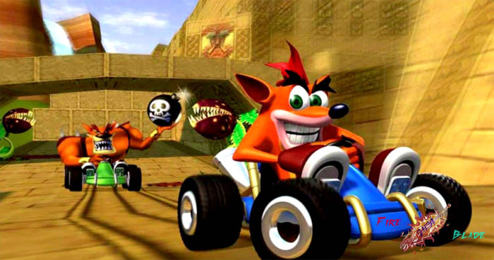 Crash Team Racing sortie il y a 18 ans sur PS1, bientôt de retour sur PS4?