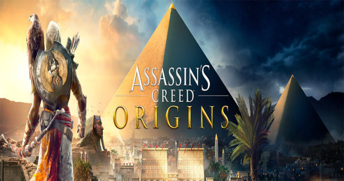 E3 2017: Une version collector à 800$ US pour le jeu Assassin's Creed Origins!