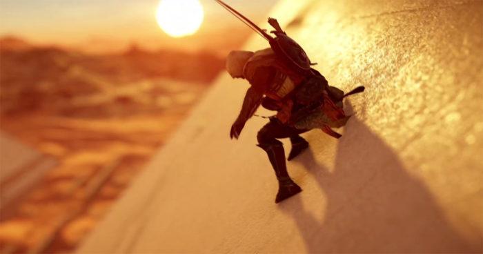 E3 2017: La première bande-annonce de Assassin's Creed Origin est arrivée!