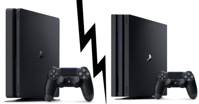 Sony: Le nombre de PS4 Pro vendues comparé à la PS4 classique!