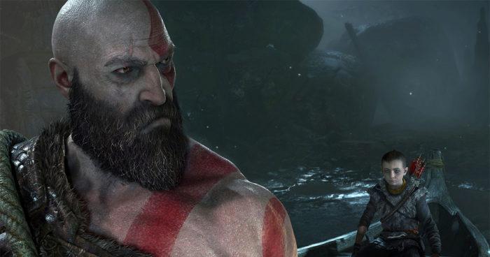 God of War 4 a dévoilé des images plus que magnifiques en 4K sur PS4 Pro!