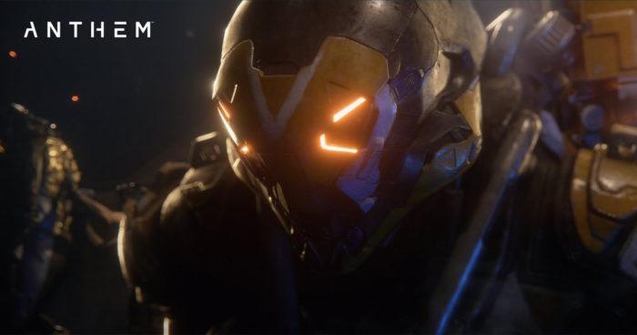 E3 2017: Une première vidéo gameplay pour BioWare's Anthem sur Xbox One X!