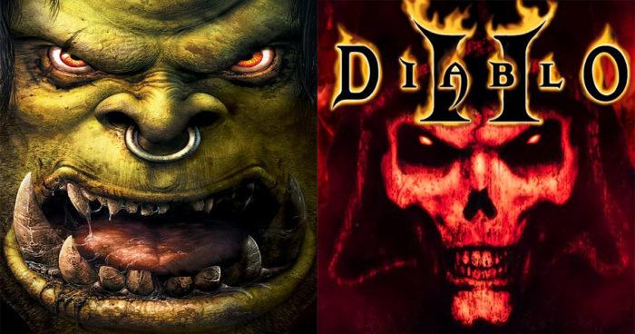 Un remaster à venir pour Warcraft 3 et Diablo 2?