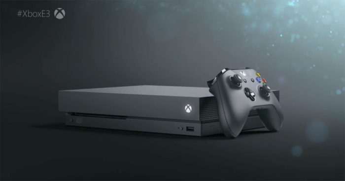 E3 2017: Le prix et la date de sortir de la Xbox One X (tous les nouveaux détails)!