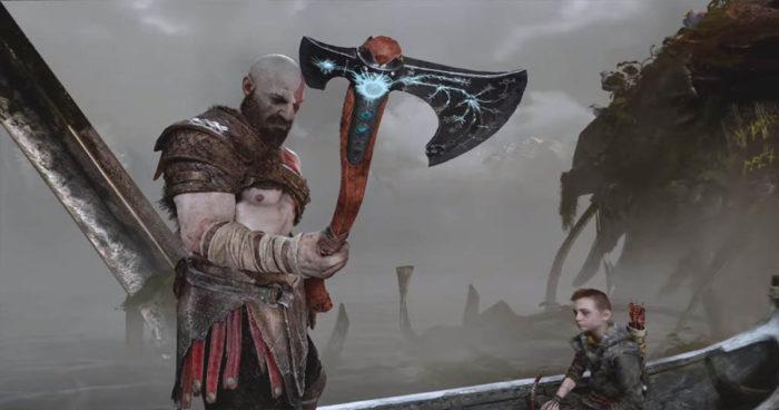 God of War: Voici pourquoi Kratos a échangé ses anciennes armes contre une hache!