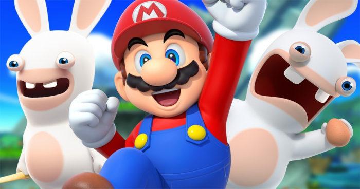 E3 2017: La première bande-annonce de Mario + Lapins Crétins est arrivée!