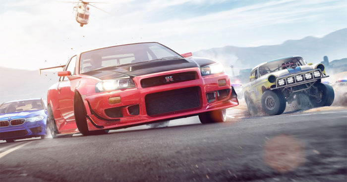 E3 2017: Un premier trailer gameplay pour Need for Speed Payback!