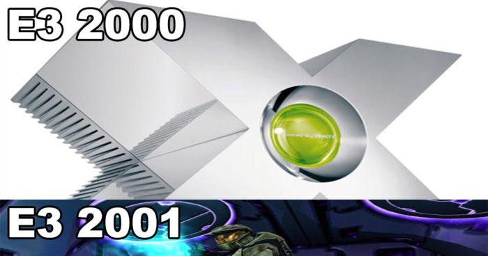 Les présentations de Microsoft à l'E3 à travers les années!