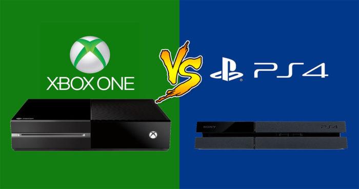 Sony a dévoilé le ratio de ventes de la PS4 comparé à la Xbox One!
