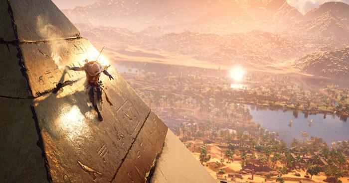 Assassin's Creed: Origins: Mauvaise nouvelle pour les joueurs sur PS4 Pro et Xbox One X!