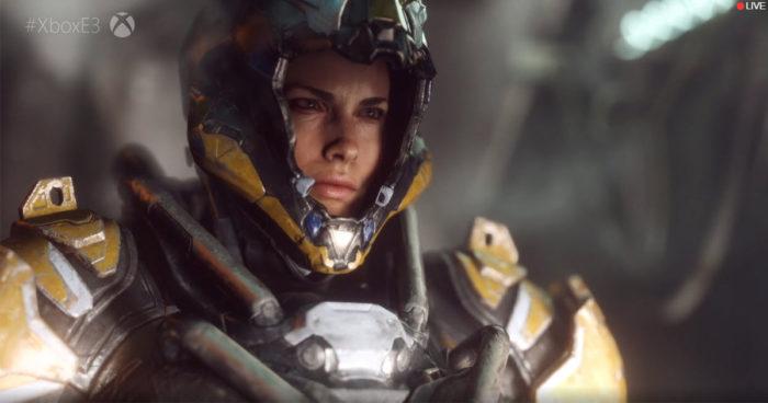Anthem: EA prévoit un grand avenir pour les futurs joueurs du jeu!