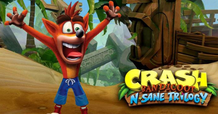 Crash Bandicoot N. Sane Trilogy: Il y aura-t-il une différence entre la version PS4 et PS4 Pro?