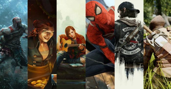 E3 2017: La liste de tous les jeux annoncés pour chaque conférence!