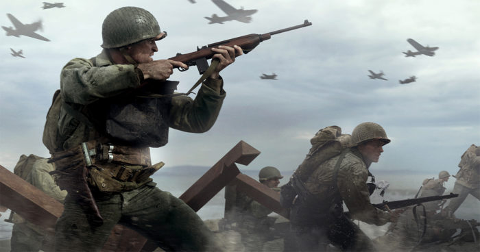 Call Of Duty WWII: Il ne sera plus possible de créer des classes! (Explication)