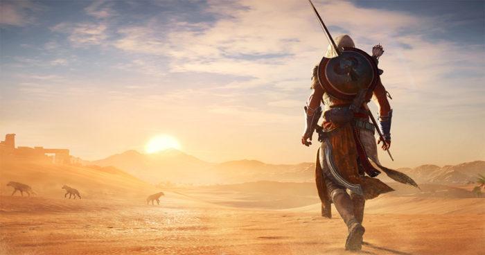 Assassin's Creed Origins: De nouveaux détails sur le jeu qui vont faire plaisir aux fans!