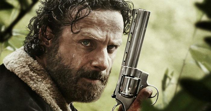 Selon le créateur de The Walking Dead, Rick doit mourir!