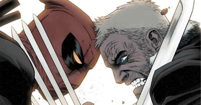 Un nouveau comics avec Old Man Logan et Deadpool!