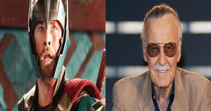 Thor Ragnarok: Le meilleur caméo de Stan Lee selon Chris Hemsworth!