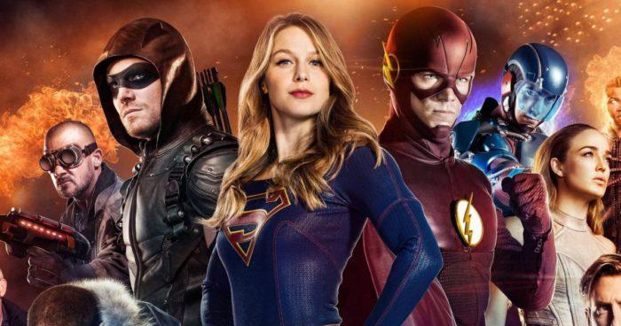 Une date de sortie pour le cross-over de Arrow, Flash et Supergirl!