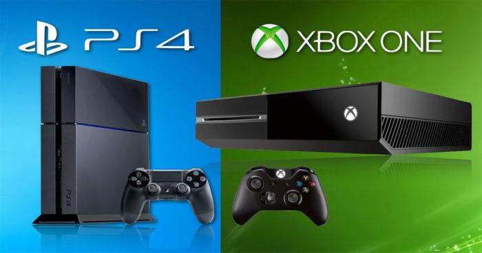 Microsoft et Sony sont en discussion concernant le multijoueurs PS4 vs Xbox One!