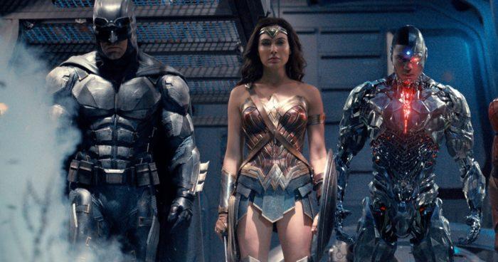 Justice League dévoile son calendrier et une photo de Superman!