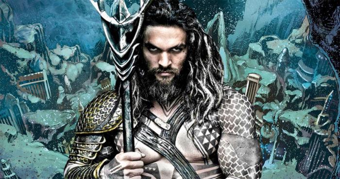 Aquaman: Le tournage est beaucoup plus compliqué que prévu!