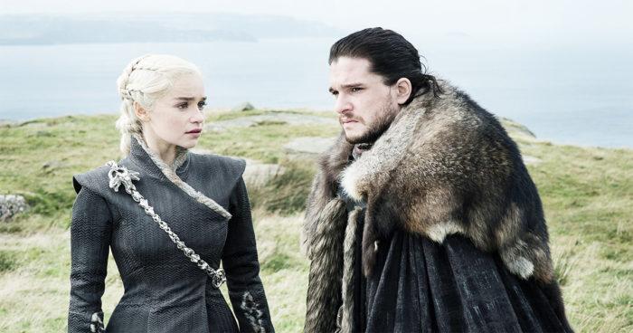 Emilia Clarke a partagé une vidéo hilarante de Jon Snow!