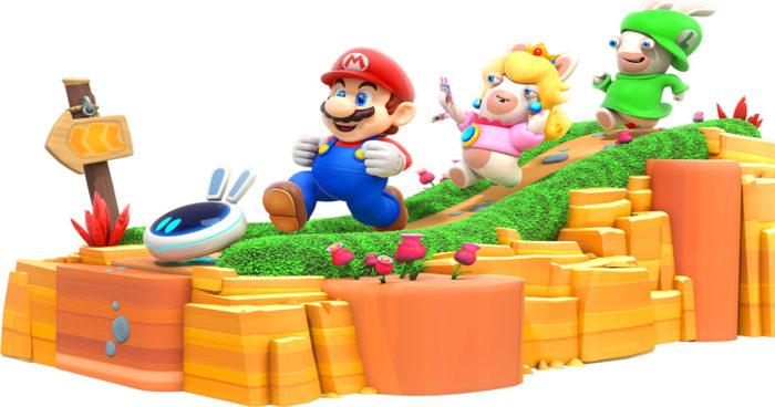 Mario + Lapins Crétins: Les fuites sur internet ont «découragé» l'équipe!