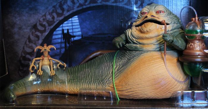 Star Wars: Jabba the Hutt aura-t-il le droit à son propre film?
