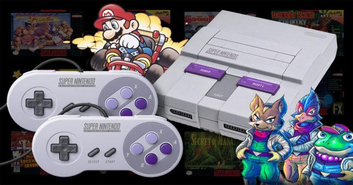 Une date de sortie pour les précommandes de la SNES Classic!