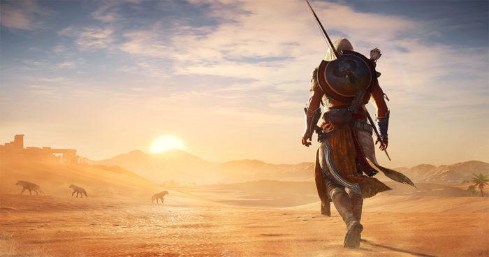 Ubisoft a dévoilé la map d'Assassin's Creed Origins!