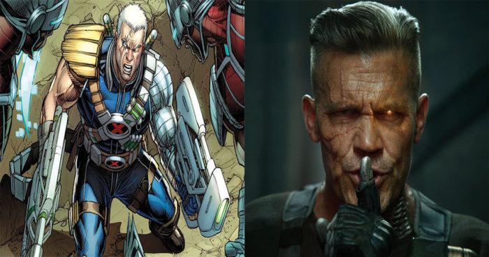 Deadpool 2: Les premières images de Cable!