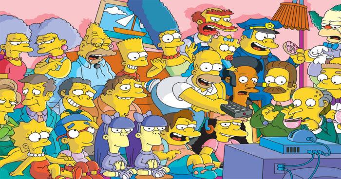 Les Simpsons sont là pour durer encore très longtemps!