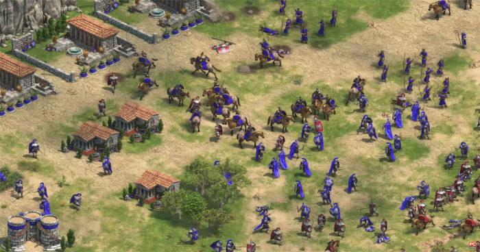 Age of Empires fait son grand retour avec Age of Empires IV!