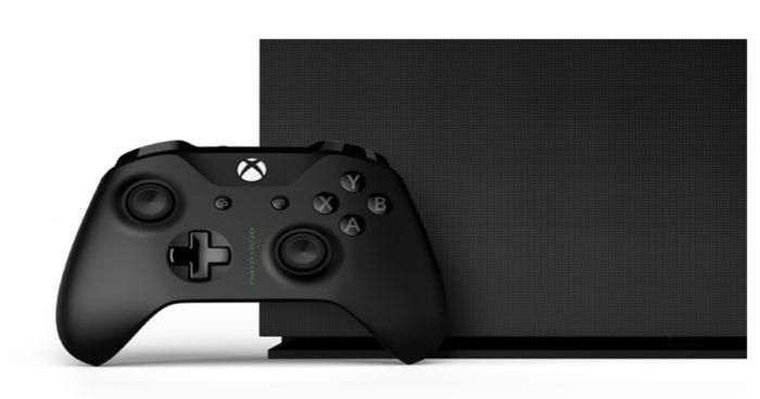 Xbox One X: Une édition limitée appelée «Project Scorpio» a fuité!