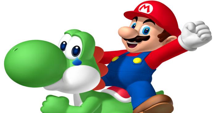 Il vient d'être confirmé par Nintendo que Mario était violent avec Yoshi!