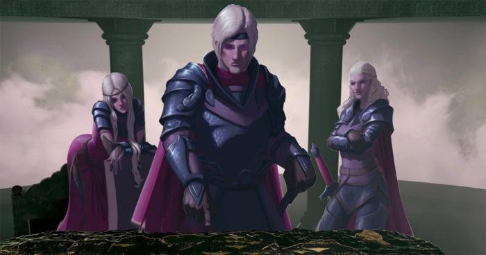 Game of Thrones: Une série animée sur les sept royaumes!