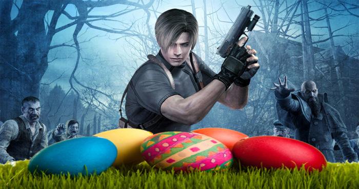 Resident Evil 4: Un joueur trouve un secret dans le jeu, 12 ans plus tard!