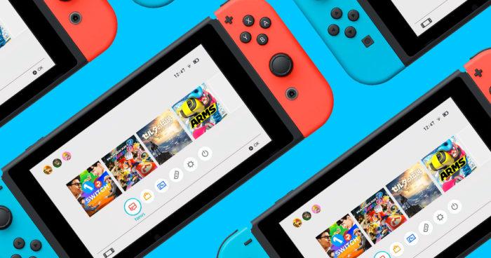 Nintendo travaille sur un système de trophées/succès pour la Switch!