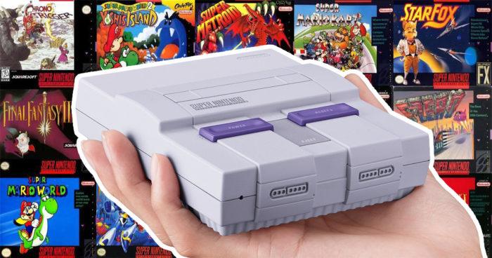 La SNES Classic Edition sera finalement vendue au Québec!