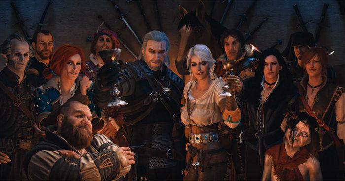 The Witcher: Une vidéo très émouvante pour célébrer les 10 ans du jeu!