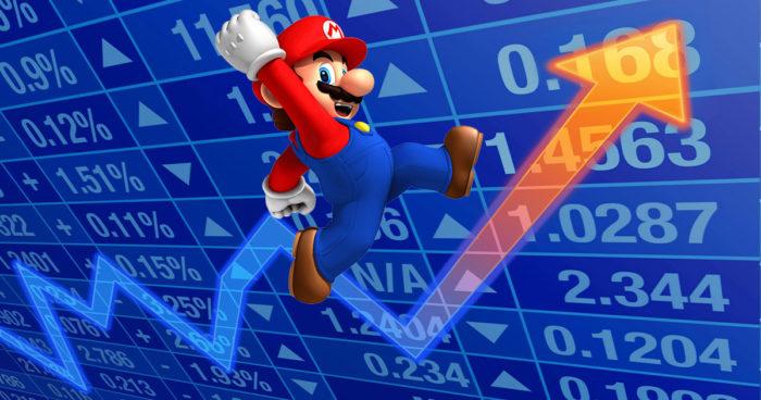 Nintendo dépasse Sony en bourse grâce au succès de la Switch!