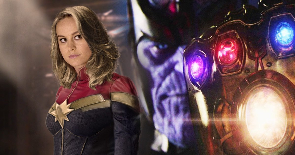 captain marvel dans avengers