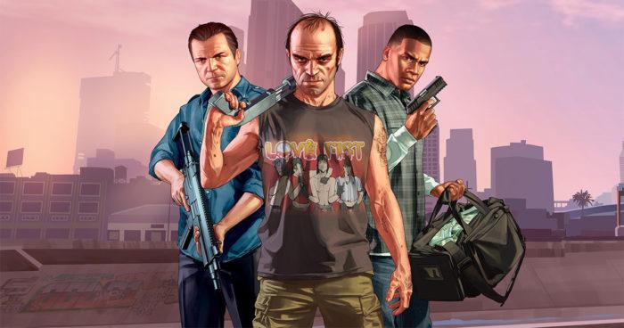 Rockstar offre plusieurs cadeaux aux joueurs de GTA 5 pour fêter les 4 ans du jeu!