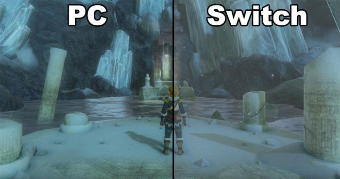 Zelda: Breath of the Wild: Le jeu est maintenant plus beau sur PC que sur Switch!