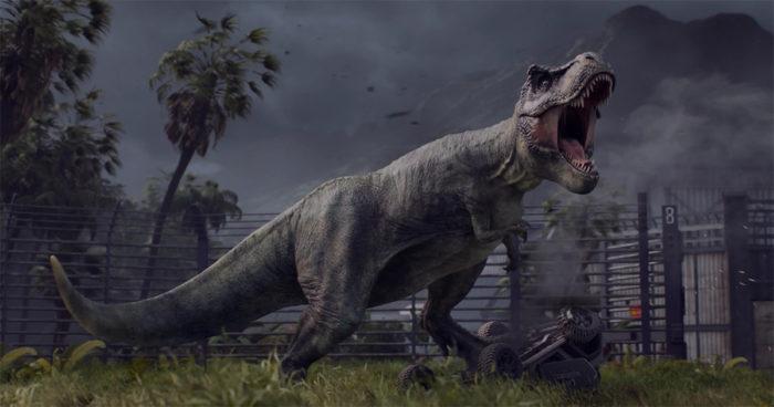 Le jeu Jurassic World Evolution nous présente ses dinosaures!