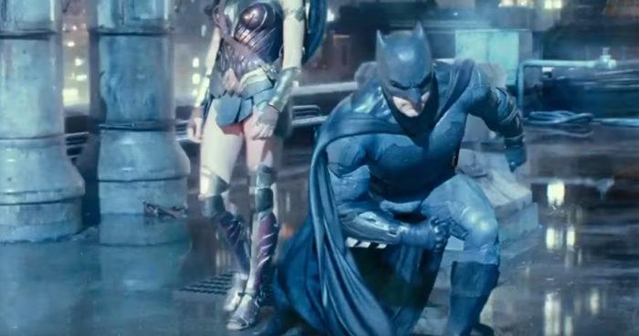 L'entrée de Batman dans le nouveau trailer de Justice League a fait exploser internet!