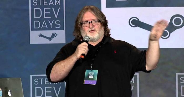 Gabe Newell, le fondateur de Steam fait maintenant partie des plus riches d'Amérique!